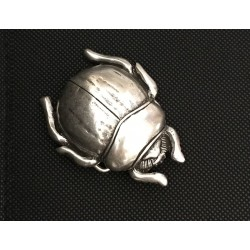 Boucle ceinture scarabée